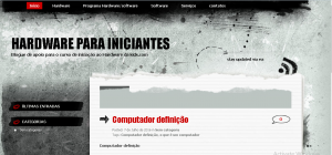 site Hardware iniciantes