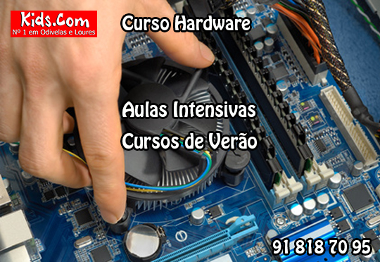 Curso de Hardware – Software